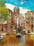 A-071 Амстердам 200х270 Живопись