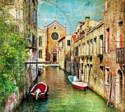 C-042 Каналы Венеции 2 300х270 Живопись