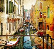 C-043 Каналы Венеции 300х270 Живопись