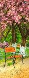 L-036 Вишневый сад 100х270 Живопись