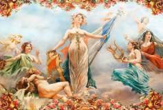 L-014 Марианна фреска 400х270 Живопись
