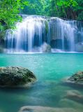 A-017 Водопад 200х270 Природа
