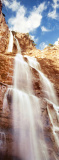 A-094 Горный водопад 100х270 Природа
