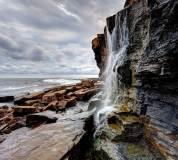 E-014 Водопад в камнях 300х270 Природа