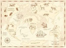 МФ10328 Карты