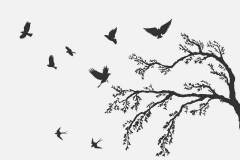 18_образец300х200(дерево с птицами)_518087587 Arbre