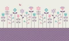 18288 Цветочки для диз Baby World