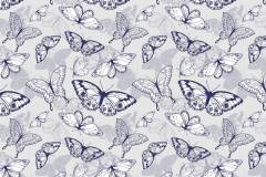 18372 Бабочки для диз Baby World