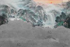 17030 Chinoiserie