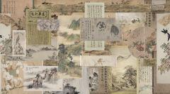 17051 Chinoiserie