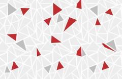 Фон бирюзовый акцент интерьер 17706 Geometry
