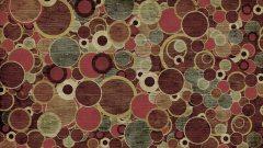 Круги на текстуре дерева #2 17947 Geometry