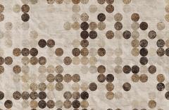 Круги на текстуре дерева образец 17688 Geometry