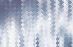 Серо-синий градиент образец 17695 Geometry