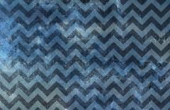Синяя стена образец 17696 Geometry