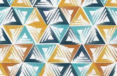 Светлые треугольники образец 17680 Geometry