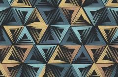 Темные треугольники образец 17713 Geometry