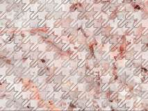 21047 Pink it marble