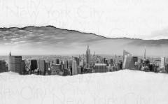 18474_18475_Torn paper NYC Urban