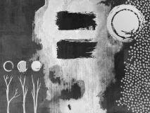 8 образец чб Wabi Sabi