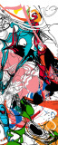 MRB-0125 Абстракция-Принты рулонные шторы