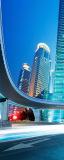 MRB-0185 Мегаполис рулонные шторы