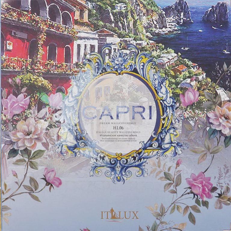 обложка Capri Fipar