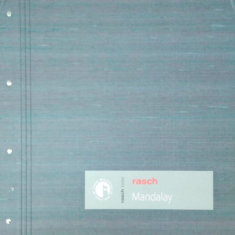 обложка Mandalay Rasch