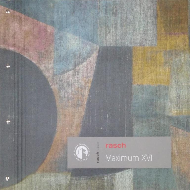 обложка Maximum XVI Rasch