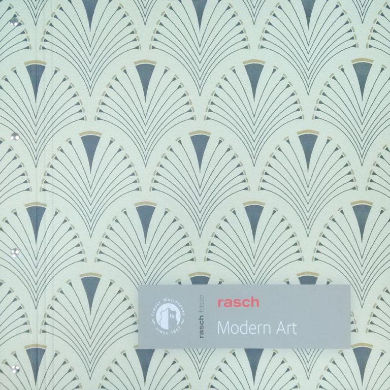 Обложка Modern Art Rasch