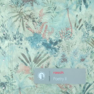 обложка Poetry II Rasch