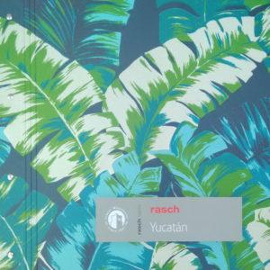 обложка Yucatan Rasch