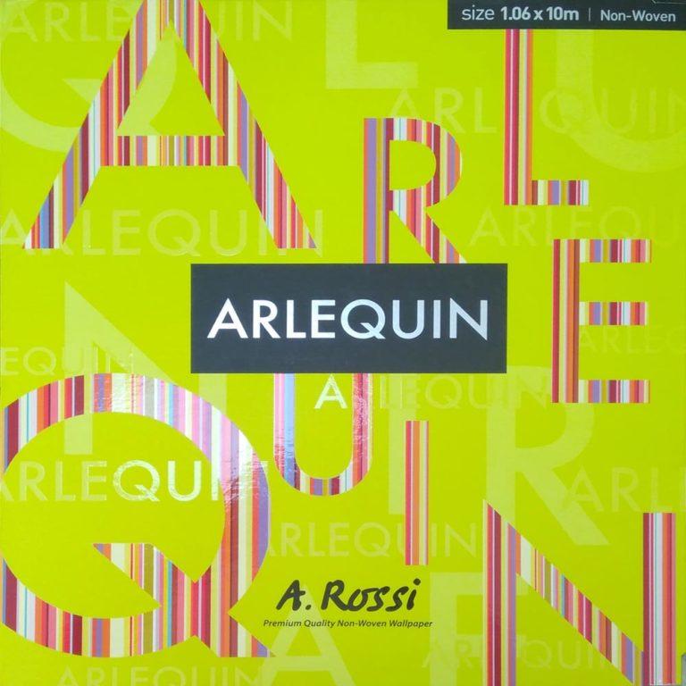 обложка Arlequin Andrea Rossi