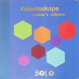 обложка Kaleidoskope Solo G'Boya!!!