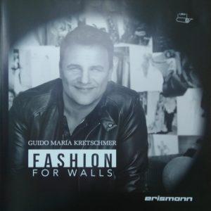 Обложка Fashion for Walls Erismann