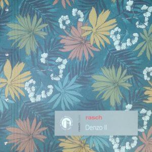 Обложка Denzo II Rasch