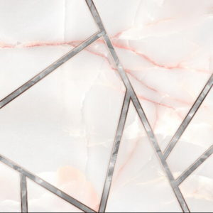 21025 Pink it marble