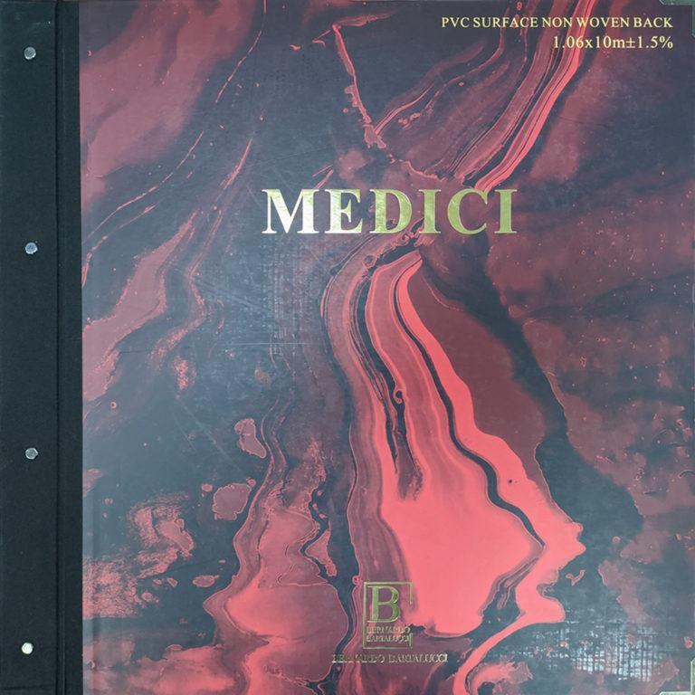 Обложка Medici Bernardo Bartalucci
