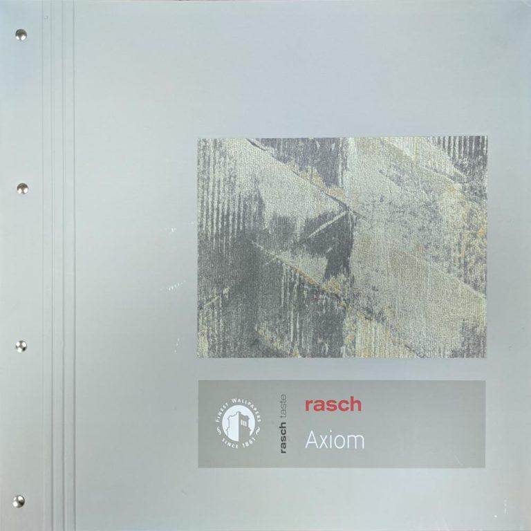 Обложка Axiom Rasch