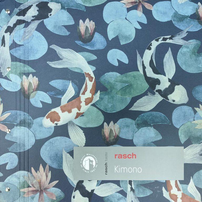 Обложка Kimono Rasch