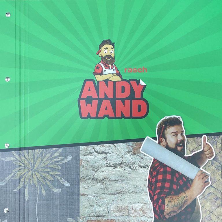 Обложка Andy Wand Rasch