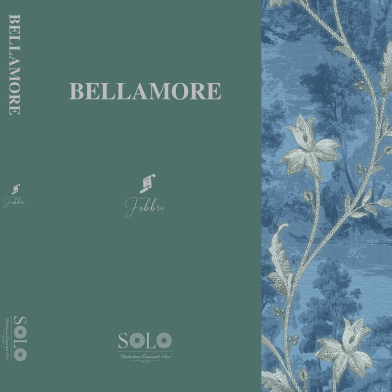 Обложка Bellamore SOLO Wiganford