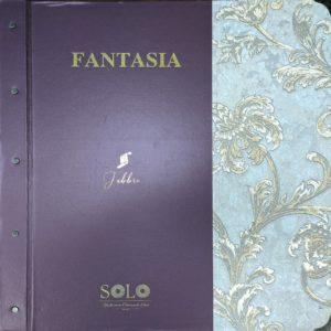 Обложка Fantasia SOLO Wiganford