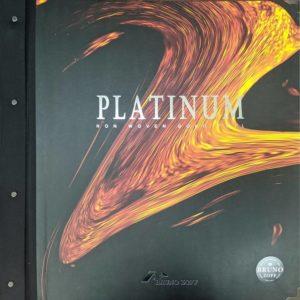 Обложка Platinum Bruno Zoff